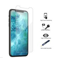 100PCS Tempered Glass for iPhone 11 2019 Screen Protector 9H 2.5D HD Clear Protective Film Glass for iPhone 11 Max 11R