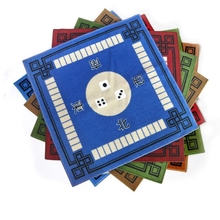 Carpet Table-Mat Mahjong Game Silence 78x78cm 5-Colors Anti-Skid-Mat Soft High-Quality