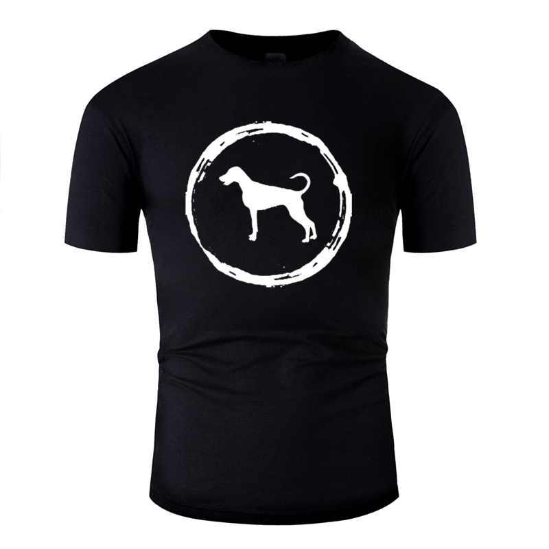 Estampado perro dóberman Puppy Pinscher Doggy camiseta para hombres 100% algodón impresionante hombres camisetas ropa camiseta
