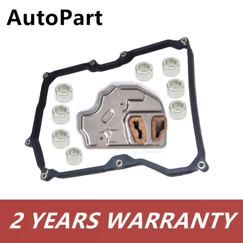 OEM 09G325429A Automatic Transimission Filter Gasket Repair Kit Set For VW Golf Beetle Jetta Passat Touran Skoda Seat 09G321370