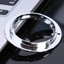 Быстрое Латунное + Алюминиевое Крепление для объектива адаптер винтовое кольцо для объектива Nikon F AI Ai S к объективу камеры Canon EOS EF аксессуары для объектива Горячая Распродажа