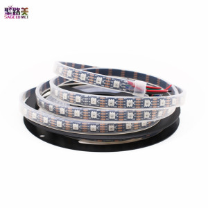 Image 4 - DC12V WS2815 (WS2812 WS2813) LED Pixels Strip Light Individually Addressable LED Dual Signal RGB Tape Ribbon 30/60/144 Pixels/m