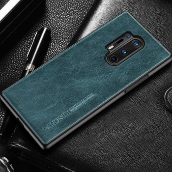 LANGSIDI Retro leather case For Oneplus 8 pro 7T Pro 6 6T Business Shockproof cover For One Plus 8 pro 6T 7 T 5T 5 Protective