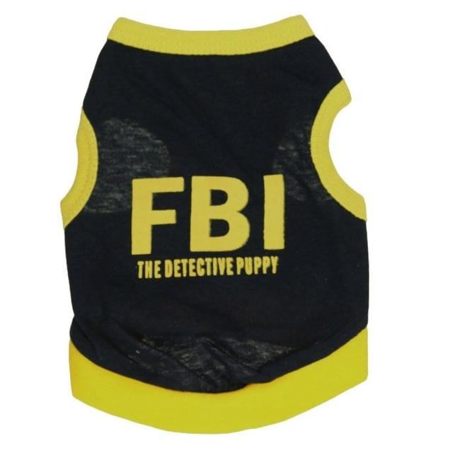 FBI Dog Vest 6