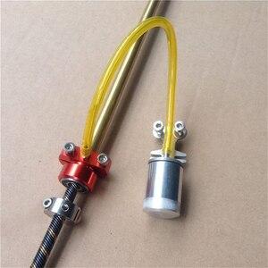 Image 5 - 6.35ミリメートルベアリング固定シート取付ブラケット + 1/4インチソフトシャフトロック + オイル追加カップ容器用rcブラシレス電動ボート