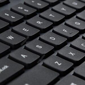 Image 5 - Original Xiaomi Wireless Keyboard & Mouse Set 104 keys Keyboard 2.4 GHz USB Receiver Mouse for PC Windows 10
