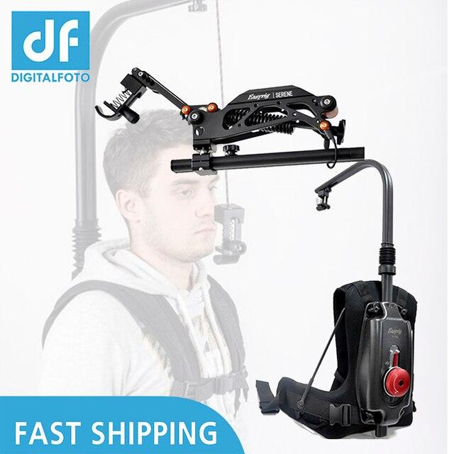 مثل كاميرا الفيديو easyrigالصدرية دعم ل DSLR DJI Ronin S/M رافعة 2/3 /3S weebell LAB موزا الهواء 3 محور Gimbal اكسسوارات