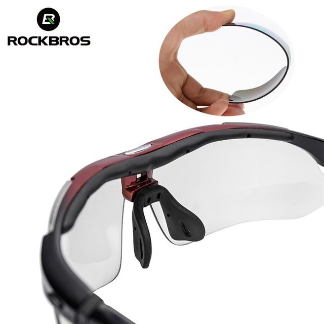 Rockbros ciclismo óculos polarizados 5 lente da bicicleta de estrada ciclismo óculos ciclismo mtb mountain bike ciclismo óculos 2