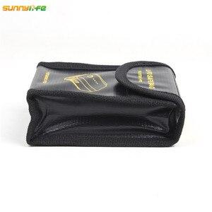 Image 5 - 3Pcs Voor Dji Mavic Pro Lipo Batterij Explosieveilige Veilige Tas Voor Dji Mavic Pro Batterij Brandwerende Opslag doos Bescherming Case