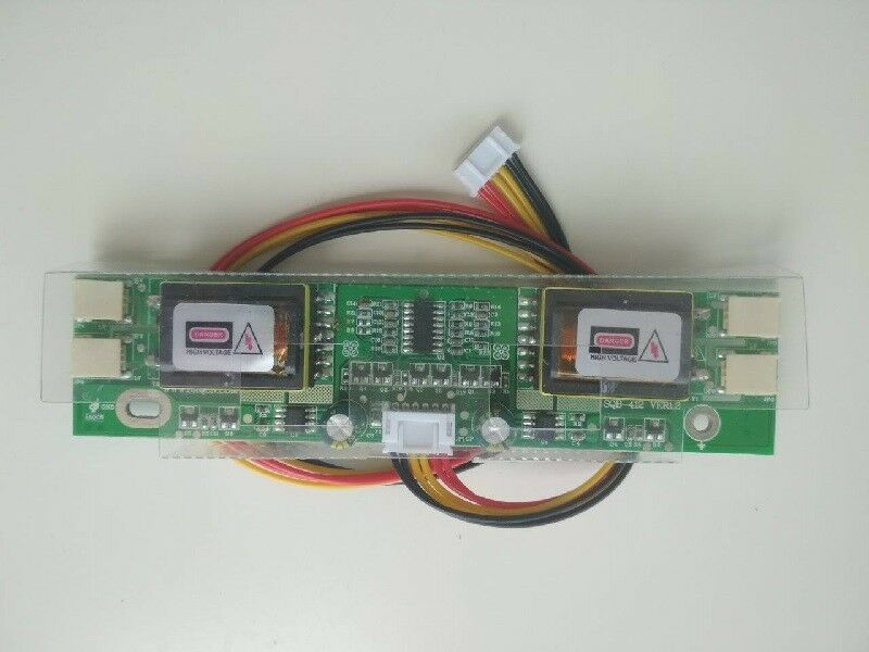 Universal 4 Lamps CCFL Inverter Board card kit For Backlight LCD panel monitor|Laptop Repair Components| |  - title=