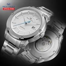 ساعة النورس الرجال ساعة أوتوماتيكية ساعة ميكانيكية الرجال الموضة رجل ساعة 2019 ساعة الأعمال المياه واقية ساعة 816.12.1021