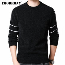 COODRONY Brand Sweater Men 2019 New Arrival Autumn Winter Thick Warm Pullover Streetwear Fashion Cotton Knitwear Pull 91095