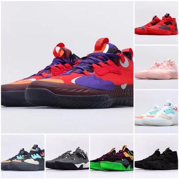 Nowy wysokiej klasy jakości Vol 3 5 męskie praktyczne buty do koszykówki fluorescencyjny zielony tafla jeziora niebieskie duże buty sportowe tanie i dobre opinie Mvp Boy CN (pochodzenie) Średnia (B M) Do kostki RUBBER SYNTETYCZNE Sznurowane Spring2019 Dobrze pasuje do rozmiaru wybierz swój normalny rozmiar