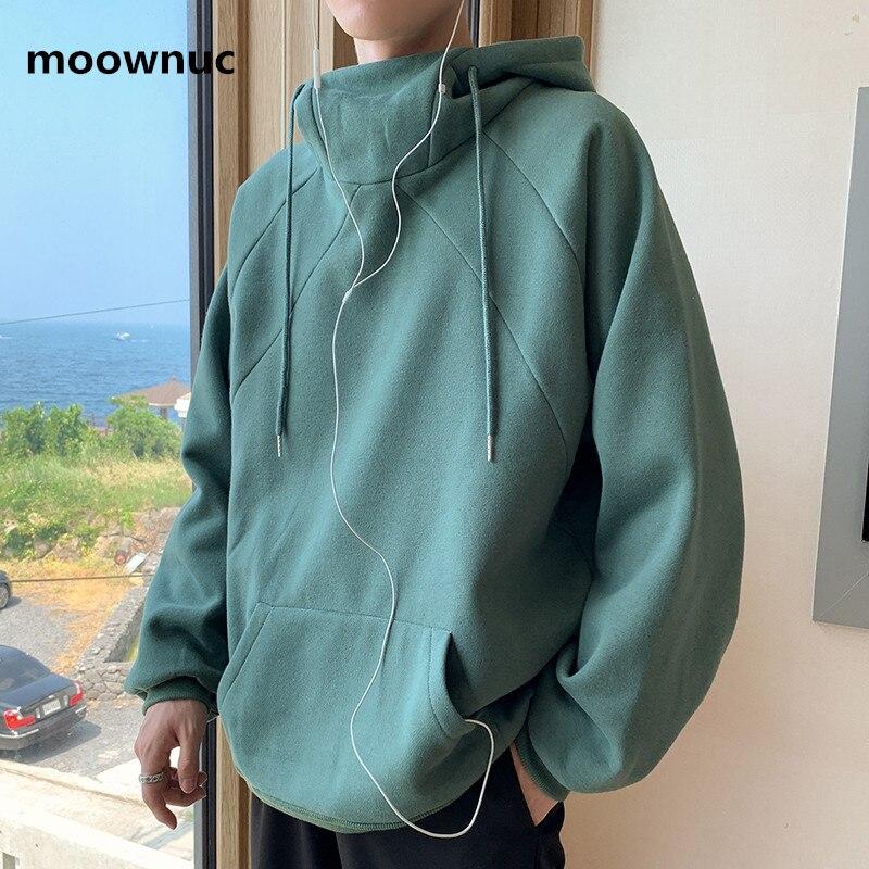 2020 spring Pullover Hoodies Male high quality Men's Long sleeve Sweatshir sport hoodies youth hoodie Men Clothes