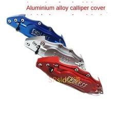 Free Shipping Car Modified New Calliper Cover Wheel Brake 3D Decorative Aluminum Alloy Caliper Cover kit tool