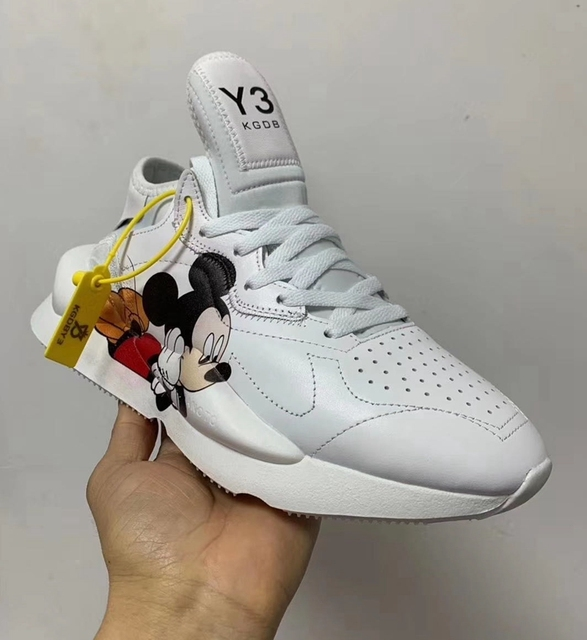 Fall/winter tide KGDB Y3 shoes lovers shoes darth vader fashion men and women Korean version popular casual leather daddy shoes