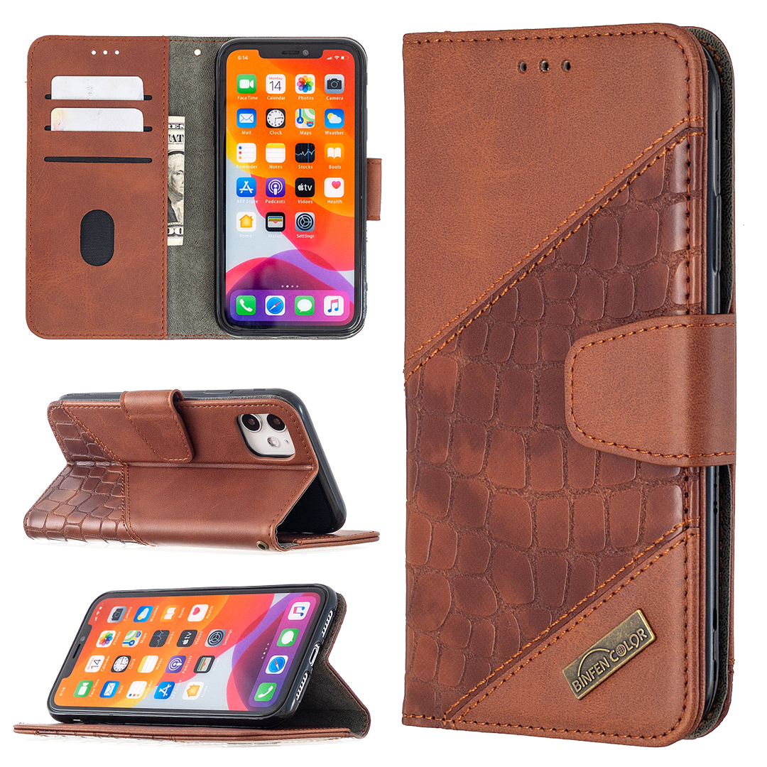 For iPhone 11 12 Pro 6 6S 7 8 Plus X XR XS Max SE Case Fashion Wallet Leather Case Flip Stand Cover Mobile Phone Bag