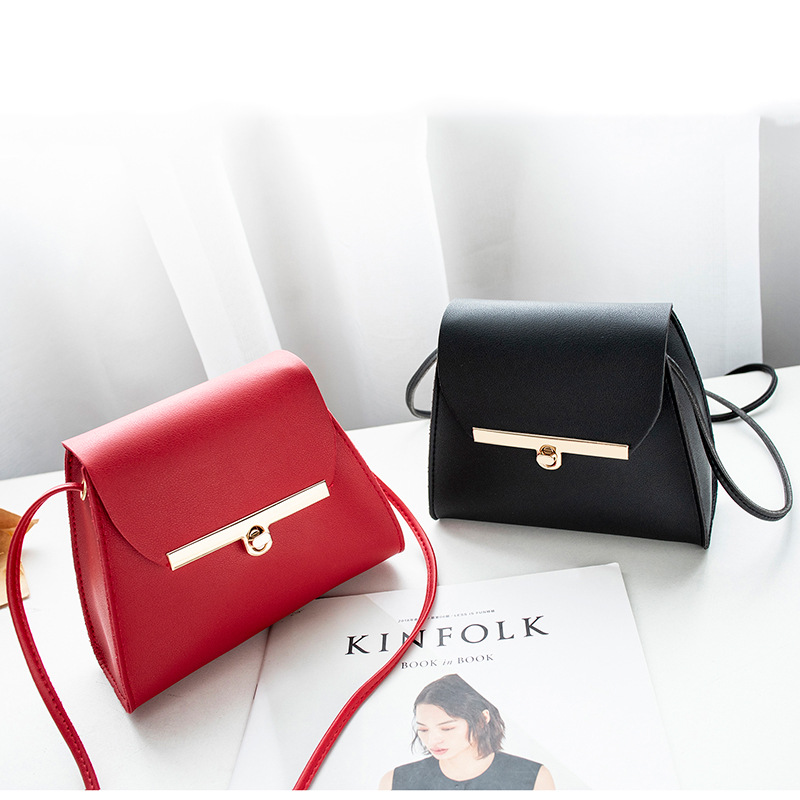 Spring Summer 2020 New College Students Korean-Style Campus Fashion Hipster Small Shoulder Bag Crossbody Women's Massenger Bag