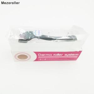 Image 5 - Mezoroller Derma roller 540 Needles Micro needling for Skin Care Body Treatment Meso  Face Dermo Mikronadel Micro agulha Facial