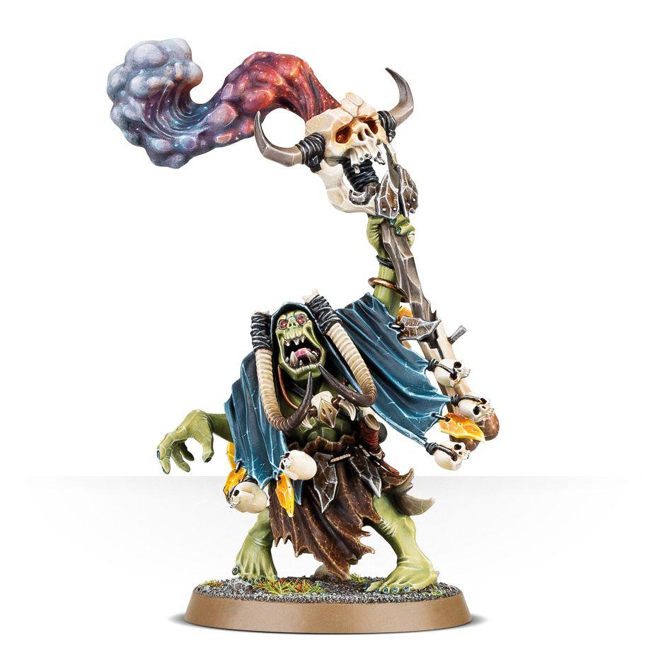 Greenskin Weirdnob Shaman