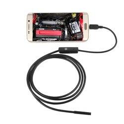 Elastyczny wodoodporny endoskop Carcam Endo 05M długość 5 m|Boroskopy|Narzędzia -