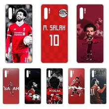 Фото - football soccer athlete Mohamed Salah Phone Case For HUAWEI nove 5t p 8 9 10 p20 P30 p40 P pro Smart 2017 2019  Z lite ahmed mohamed salah gestión administrativa del proceso comercial adgd0308