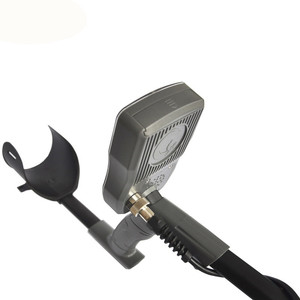 """Image 2 - Gratis Verzending Volledige Waterdichte T90 Underground Gold Metal Detector Met Draadloze Hoofdtelefoons En 12 """"Zoekspoel"""