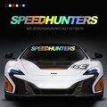 CS-11040# наклейки на авто Speedhunters водонепроницаемые наклейки на машину наклейка для авто автонаклейка стикер этикеты винила наклейки стайлинг...