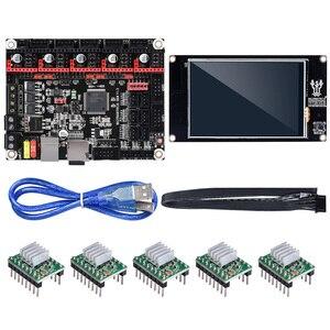 Image 2 - BIGTREETECH SKR V1.3 32 קצת האם עם TFT3.5 V2.0 מגע מסך TMC2208 TMC2130 להשתמש Smoothieboard עבור A8 אנדר 3d מדפסת