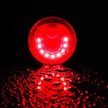 LED Waterproof Bike Bicycle Cycling Front And Rear Tail Light Set Super Bright(China)