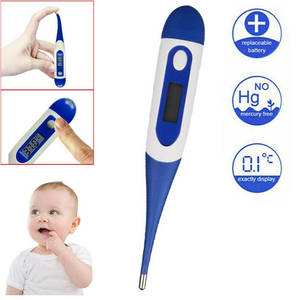 Thermometer-Tools Body-Temperature-Measurement Digital Adult Electronic Heating Baby
