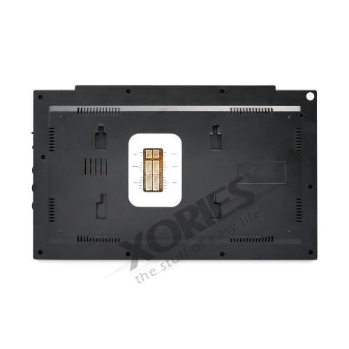 Entrega en UE HOMSECUR 8 con cable vídeo y Audio timbre inteligente instantánea + un botón desbloqueado 1C1M TC011 B/TC011 W + TM801R B - 3