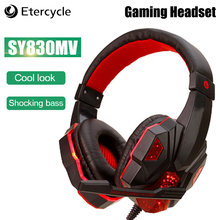 лучшая цена Computer PS4 Gaming Headphones Bluetooth Headphone Noise Cancelling Headset with Microphone Stereo Bass Sound for PC Tablet Game