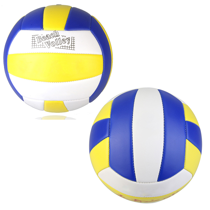 PU Leather New Brand Soft Touch Volleyball Ball Professional Game Volleyball For Outdoor Indoor Sports Beach Game Play