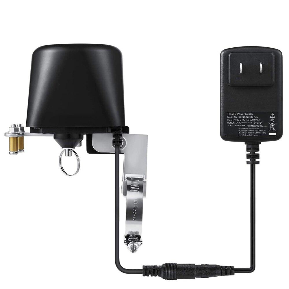 Pompe à gaz intelligente/vanne Tuya pour le travail du gaz avec Alexa, Google Assistant, IFTTT - 4