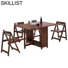 Yemek Masasi A Manger Moderne Eettafel Dinning Tablo Pieghevole De Jantar Tavolo Plegable Mesa Desk Folding Dining Room Table