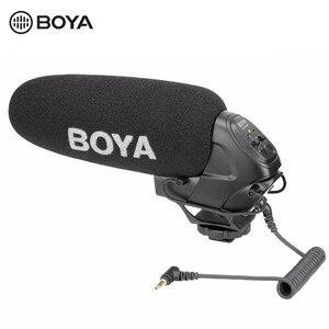 Image 3 - BOYA BY BM3031 micro supercardioïde condensateur entretien capacitif micro caméra vidéo micro pour Canon Nikon Sony DSLR caméscope