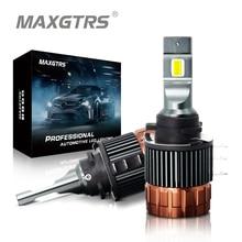 H15ไฟหน้าหลอดไฟ CANBUS LED โคมไฟ6000K Day Time Running Light DRLs สำหรับ Volkswagen Golf 6/7/Sportsvan FORD Edge/Explorer