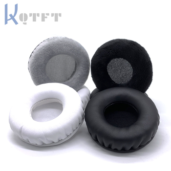 Earpads Velvet Replacement cover for Plantronic RIG 500E Surround Sound PC Headphones Earmuff Sleeve Headset Repair Cushion Cups image