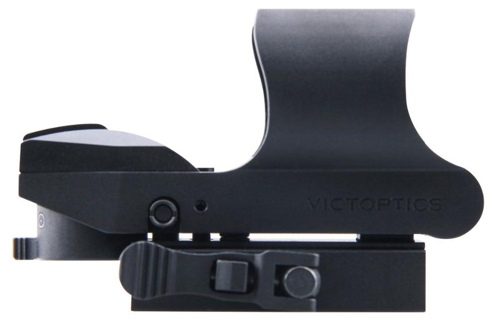 VI 1x28x40 Red Dot Sight Acom 5