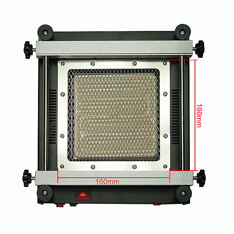 BGA For 853 Preheating PCB Board Repairing Station Kit IR Infrared 220V Desolder Original Lead Gordak Tools Of Free Preheater