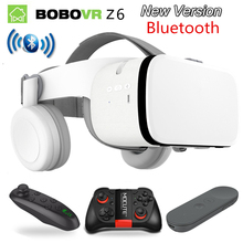 Headset Goggles Android Bobo Helmet Vr-Glasses Smartphone Virtual-Reality 3D for Lunette-Ios