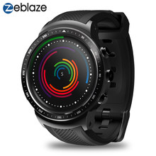 Zeblaze Thor Pro 3G Smartwatch 1.53inch GPS Smart Watch Phone 16GB Camera Core 4.0 Wearable Devices Men Sport Smartwatch(China)