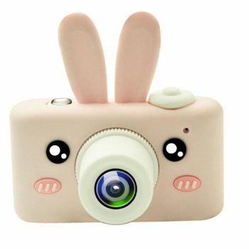 Children's Camera Waterproof 1080P HD Screen Digital Camera Video Toy animal  Kids Cartoon Cute Camera Outdoor Photography kids