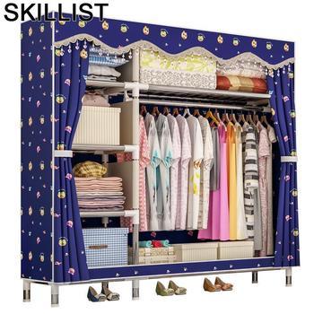 Bedroom Home Furniture Dresser Armario Yatak Odasi Mobilya Armoire Rangement De Dormitorio Cabinet Guarda Roupa Mueble Wardrobe