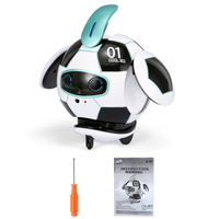 FX J01 Smart Robot Toys Smart Interactive Robot Gesture Control Gift Remote Control Toys for Boys Girls Kids