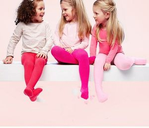 Newest Arrival Warm Tights For 0-24 Months Baby Girls Cute Infant Toddler Kids Pantyhose Tight Accesorries