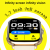 LEMFO Smart Watch 1.7 Inch HD GTS 2 Heart Rate Blood Pressure Monitor GTS2 3D Curved Touch Screen Men 2020 for amazfit Android 2