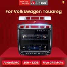 Junsun autoradio Multimedia lettore dvd per VW Volkswagen Touareg 2011   2017 Transporter Android 9.0 GPS 2GB 32GB NO 2 din