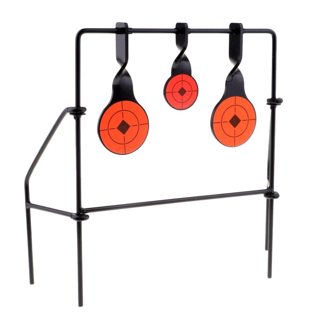 Self Resetting Target Hunting Target Plinking Target 3 Plates